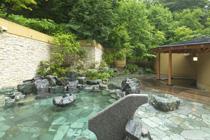 外風呂(露天風呂)/屋根が無い風呂